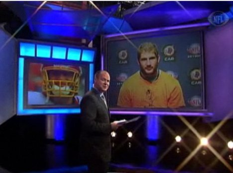 NFL Total Access with Rich Eisen and Chris Cooley.