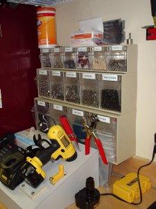 Maintenance for gear.