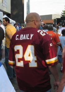 Presumably not Champ Bailey.