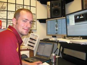 Brad Baker, producer