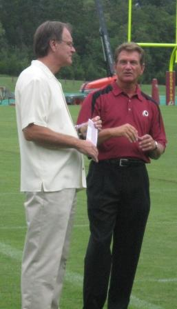 Billick and Joe Theismann