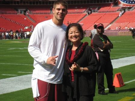 Photo courtesy of The Office of Congresswoman Hirono.