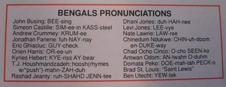 pronunciationguide